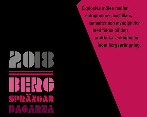 BERGSPRÄNGARDAGARNA 2018