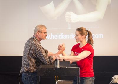 Heidi och Kent Andersson
