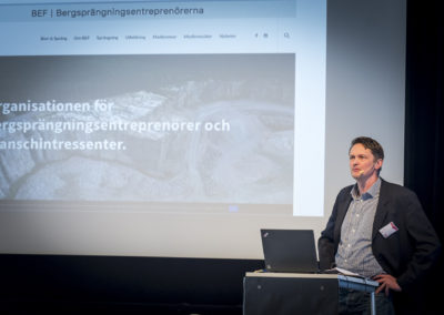 Patrik Jansson, BEF